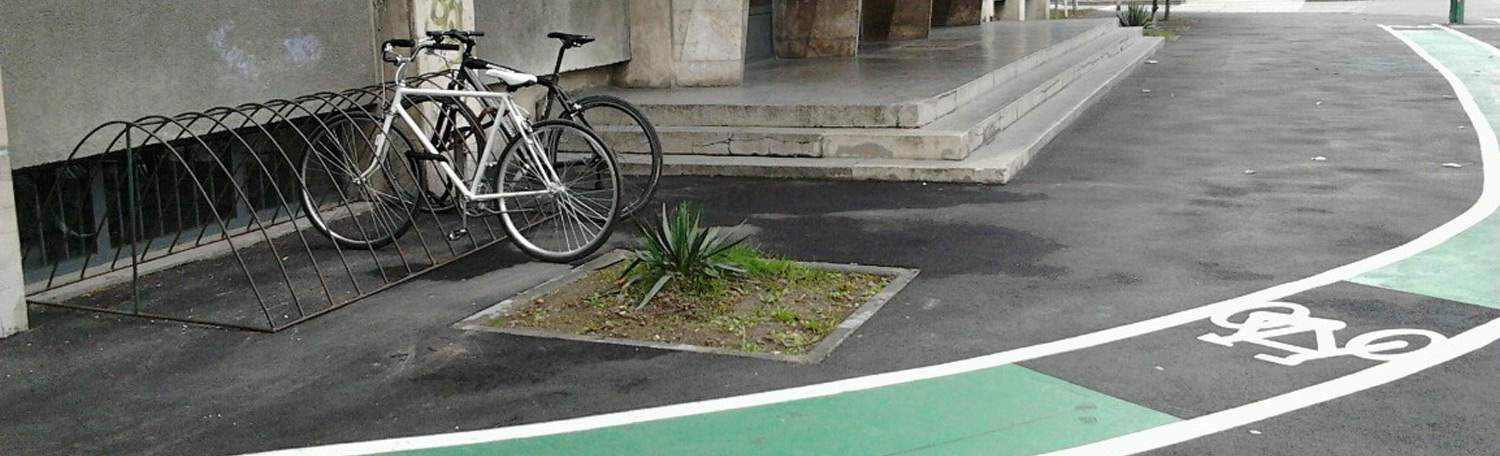 The Bicycle Parking Project